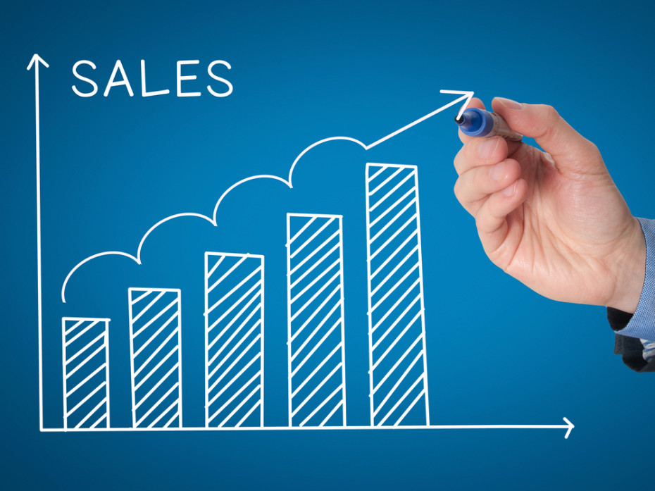 Sales Graph Original