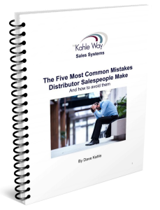 FREE Resources for Distributor Salespeople